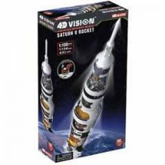 Объемная модель Ракета-носитель Сатурн 5, 4D Master 26117