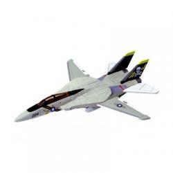 Объемный пазл 3d  Истребитель-перехватчик F-14A VF-84 Jolly Roger(Веселый Роджер)  4D Master 26200