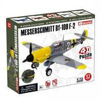 Объемный пазл 3d   Самолет BF-109 Messeschmitt F-2 , 4D Master 26901