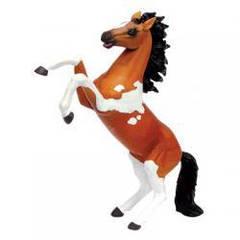 Объемный пазл 3d   Скачущая пятнистая лошадь, 4D Master 26524