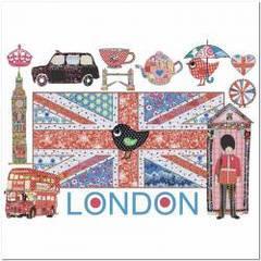Пазлы Лондон 1000 элементов