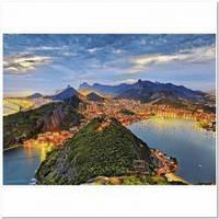 Пазлы Пейзажи 'Залив Гуанабара, Рио-де-Жанейро, 1000 элементов '