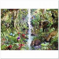 Пазлы Ravensburger  'В джунглях, 9000 элементов '