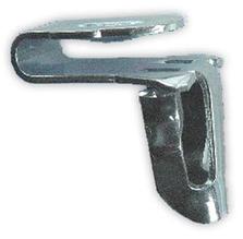 Металлическое крепление молдингов двери, скоба-зажим Volvo 3104426