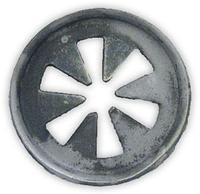 Изоляционная металлическая крышка Volkswagen, ОЕМ: W703505, 867863849A