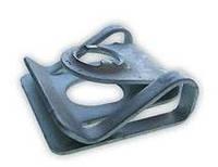 Металлические зажим под болт, крепление защиты моторного отсека Skoda Superb, ОЕМ:  8D0805960, 51718176503