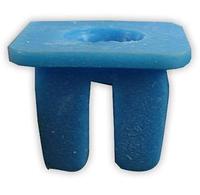 Гайка расширительная Seat ОЕМ: 6U0867276C, 4264257, 14215282 Синий