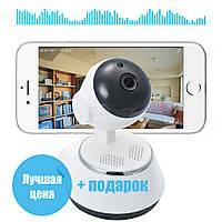 IP-камера Wi-Fi 360 градусов, поворотная камера V380-Q6