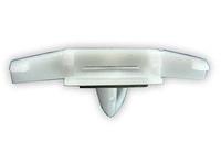 Крепление молдинга, белый Honda 91528SR4003