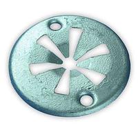Металлическое крепление защиты моторного отсека Ford N90796501, N90796502, N90335004, V703505S301