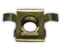 Металлический фиксатор брызговиков-подкрылок Alfa Romeo ОЕМ: 7622939, 93924503