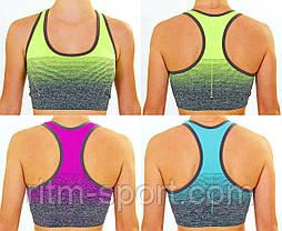 Топ для фитнеса и йоги (цвета в ассортименте), фото 2