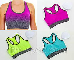 Топ для фитнеса и йоги (цвета в ассортименте), фото 3