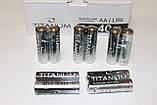 Батарейка Titanum LR6 Alkaline  (AA), фото 3