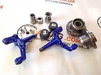 Нерегулируемая ступица ВАЗ 2101-07 (комплект деталей) с цапфами