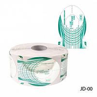 Универсальные одноразовые формы (бумажные, на клейкой основе) JD Lady Victory ( в рулоне 500шт)