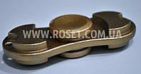 Спиннер металлический 2 лепестка - Fidget Hand Spinner, фото 1