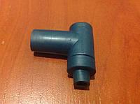 Колпачек на свечу (11) силикон синий 4Т