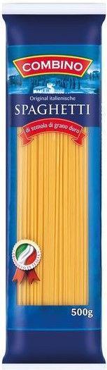 Макаронные изделия Spaghetti Pasta Combino (Спагетти) Италия 500г