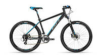 Велосипед BH Spike 27,5 Xct SH Altus 24V black-blue р.M