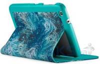 Чехол для планшета Speck Samsung Galaxy Tab 3 8.0 FitFolio Peacock Plumes Blue/Caribbean Blue (SPK-A2121)