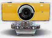 Веб-камера GEMIX F9, Yellow (2666.1)
