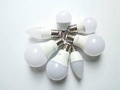 Светодиодная лампа 10w белая