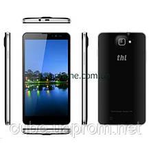 THL T200 2/32 Чорний Black MT6592, 6 дюймів IPS Full HD, 13/13 MPix, W+G, Androi