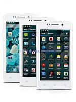 ThL W100 (Quad Core) купить в наличие в Киеве, MT6589 4,5 дюймов IPS, W+G, DualSim, Android 4.2