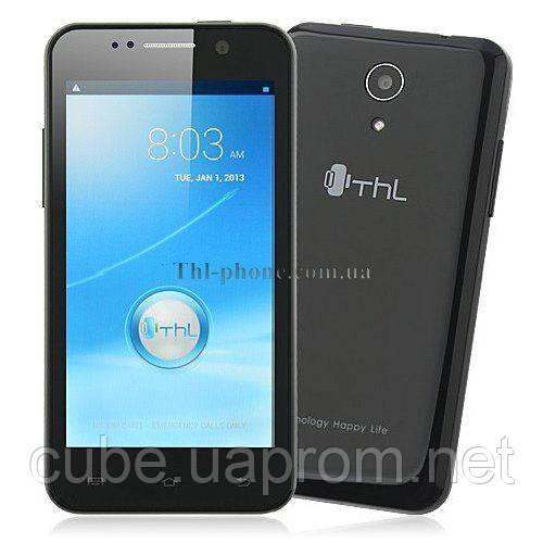 ThL W100 (Quad Core)  MT6589 4,5 дюймов IPS, W+G, DualSim, Android 4.2