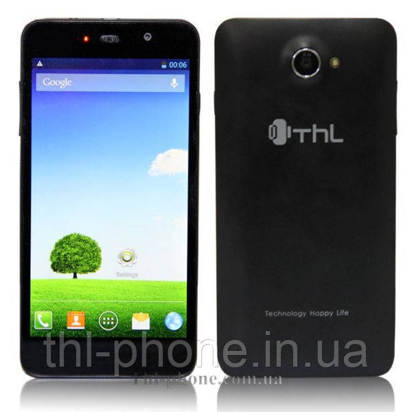 ThL W200С Black Черный MT6589T 1,5 ГГц; 5 дюймов IPS HD, W+G, DualSim, Android 4.4