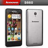 Смартфон Lenovo S668T (S660 без 3G) Titanium купить в наличии в Украине, MT6582T 4.7 дюймов IPS HD, W+G