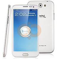 Смартфон ThL W7 (Quad Core) купить в Киеве, MT6589 5 дюймов IPS HD, W+G, DualSim, Android 4.1.2. White белый