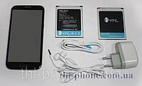 Смартфон ThL W7 (Quad Core) купить в Украине, MT6589 5 дюймов IPS HD, W+G, DualSim, Android 4.1.2. Black, черн