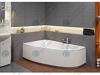 Акриловая ванна CERSANIT Joanna new 150 левая