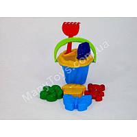 """Песочный набор """"Colorplast"""" 1098 """"Ромашка"""" №1"""