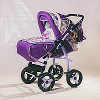Детская коляска трансформер Adamex Young