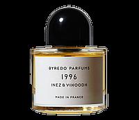 Распив роскошного аромата Byredo 1996 Inez & Vinoodh