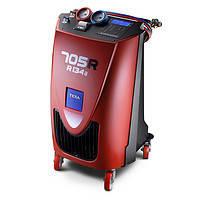 KONFORT 705R, TEXA Автоматическая установка для заправки автомобильных кондиционеров,