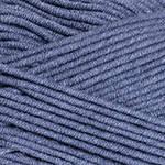 Турецкая пряжа для вязания YarnArt Jeans Plus (джинс плюс) полухлопок  толстая пряжа 68 джинс