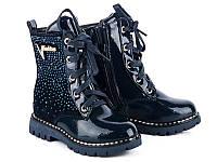 Демисезонные ботинки детские для девочки GFB (27-32) E2042-2