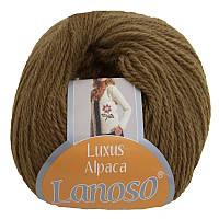 Пряжа Lanoso Luxus Alpaca 909