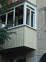 "Услуга ""Балкон под ключ"""