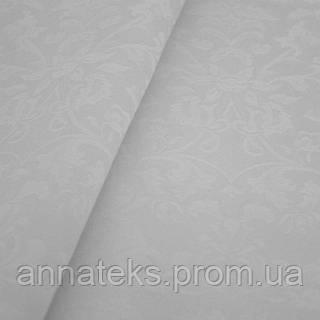 Ткань скатертертная Журавинка 86793 №2/010101 белый 155СМ