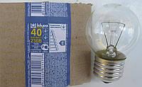"""Лампа накаливания шар Е27 40 Вт (ДШ) """"Искра"""" Львов, фото 1"""
