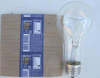 """Лампа накаливания (ЛОН) 150 Вт цоколь Е27 """"Искра"""" Львов, фото 1"""