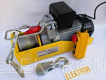 Лебедка Euro Craft HJ 208