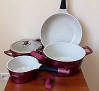 Набор посуды Royalty Line  ES - 1014 CB 14 предметов
