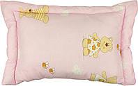 Подушка детская Руно 309.02СЛУ розовая