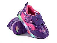 Для девочки кроссовки GFB (21-26) G163-4